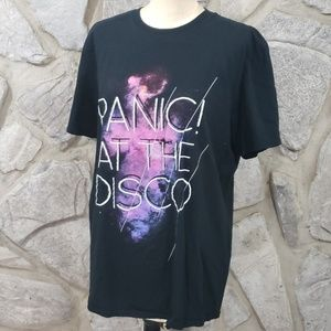 Panic at the Disco Graphic Tshirt